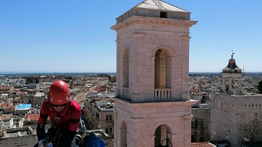 lavori acrobatici cattedrale terlizzi (6)-2