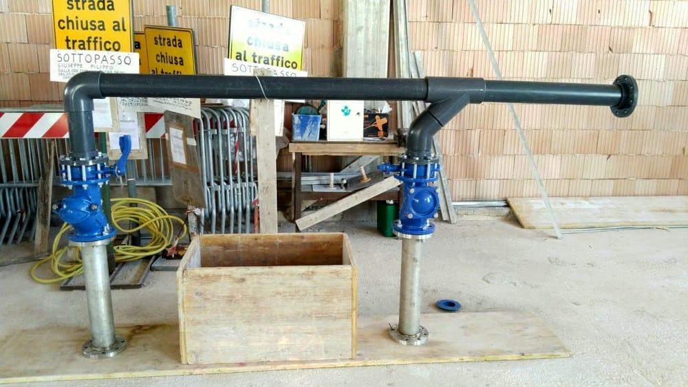 04-06-19 malfunzionamento sistema pompaggio acque sottopasso Filippo_nuovo raccordo-2