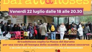 piazza del baratto e bookcrossing - 22 luglio - bread&roses spazio di mutuo soccorso-3