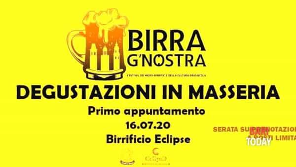 Birra g'nostra - degustazioni in masseria