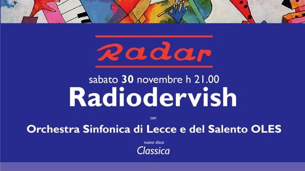I Radiodervish in concerto al Teatro Radar di Monopoli