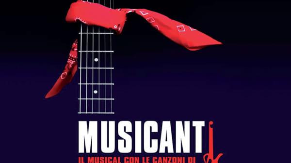 """""""I Musicanti"""", le più belle melodie di Pino Daniele suonate live sul palco del TeatroTeam di Bari"""
