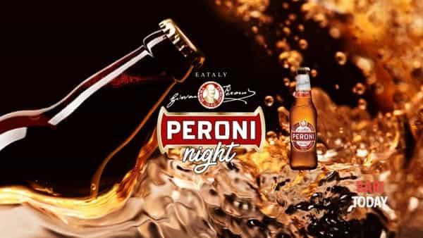 Peroni night