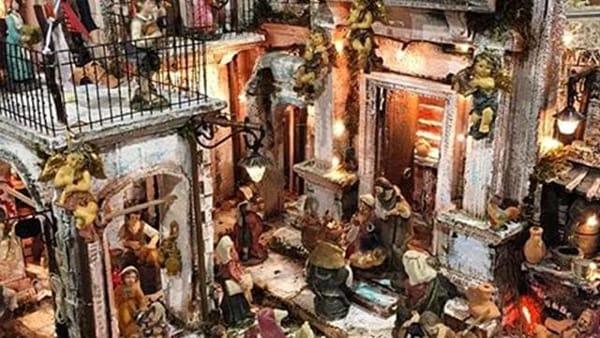 1^ visita guidata ai Presepi di Bari vecchia