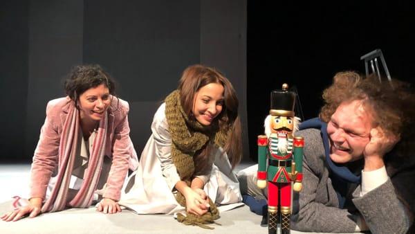 Al Teatro Van Westerhout Mola di Bari la Compagnia Diaghilev e i Teatri di Bari in scena con lo 'Schiaccianoci'