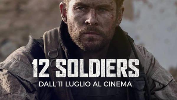 """BolognaToday vi porta al cinema con """"12 Soldiers"""""""