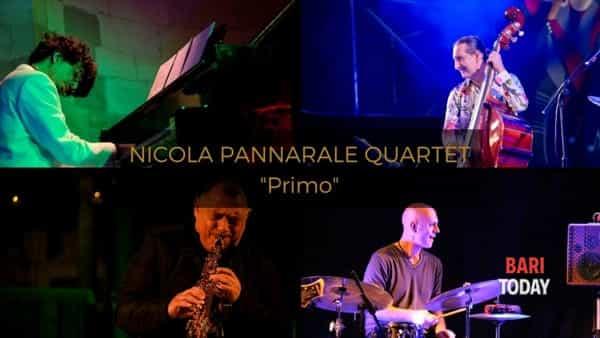 """Nicola Pannarale Quartet in """"Primo"""""""