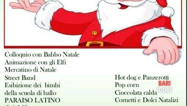 Il Villaggio di Babbo Natale: animazione, balli e divertimento a Loseto