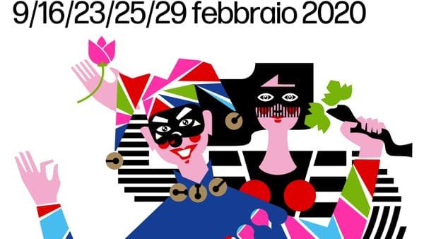 Appuntamento con i Giganti di Cartapesta per la 626ª edizione del Carnevale di Putignano