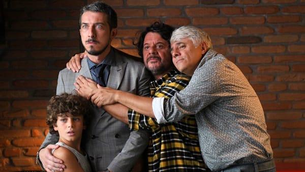 Dino Abbrescia ospite dellaserata di premiazionidel20° Sudestival dedicato al cinema italiano
