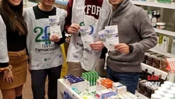 ventesima giornata nazionale del banco farmaceutico: dona un farmaco a chi è più povero-3