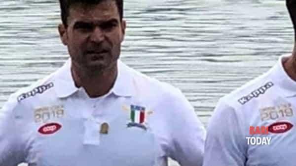 il barese domenico montrone si laurea campione d'italia e sogna tokyo 2020-2