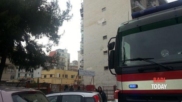 San Pasquale, a fuoco casa di riposo: anziana ustionata ...