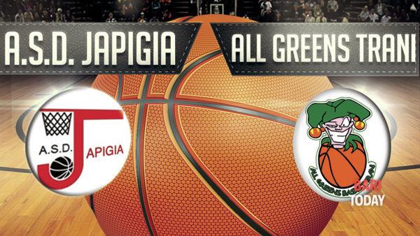 Basket- - campionato di promozione - 4° giornata girone di ritorno