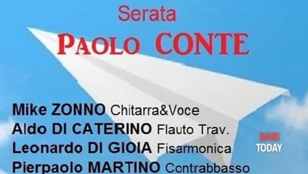 """""""Aeronautico è il ciel"""" serata Paolo Conte agli Airiciclotteri"""