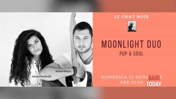 Moonlight duo a Le Chat Noir