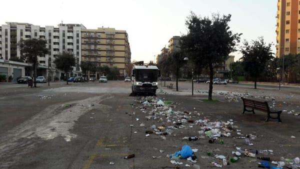 rifiuti piazzale lorusso (9)-2