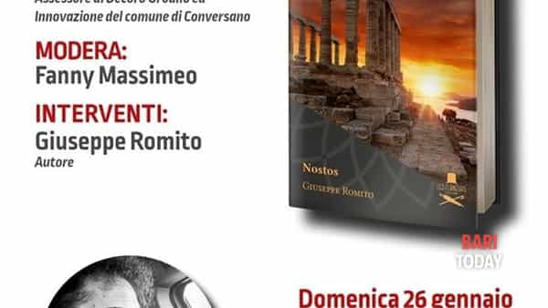 Presentazione del libro ''Nostos'' di Giuseppe Romito