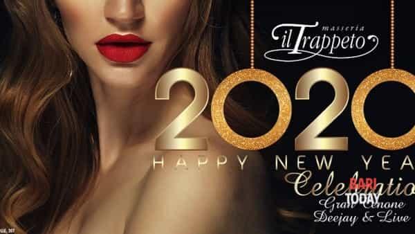 Il Capodanno - happy new year al Trappeto di Monopoli