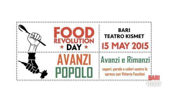 Educazione alimentare: al Kismet, un laboratorio creative in occasione del Food Revolution Day