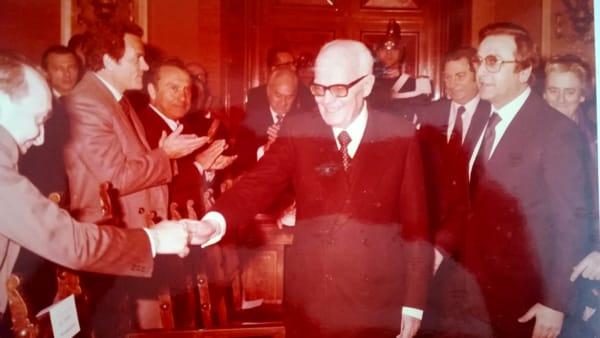 """Nel Colonnato del Palazzo della Città metropolitana la mostra """"La Provincia di Bari dal 1960 alla Città metropolitana"""""""