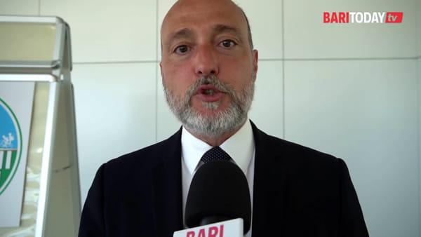 """Mario Conca scende in campo per le Regionali: """"Qui per vincere. Mi hanno cercato sia Emiliano che il centrodestra"""""""