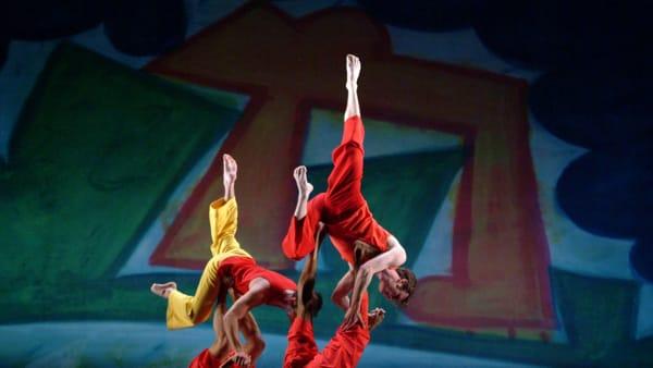 """Sul palco del Petruzzelli in scena la Trisha Brown Dance Company con """"Geometry of quiet"""""""
