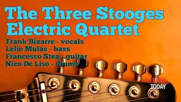The Three Stooges Electric Quartet