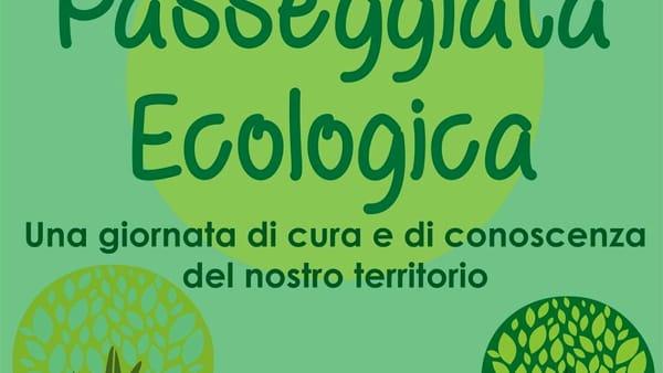 'Passeggiata Ecologica' alla scoperta del territorio