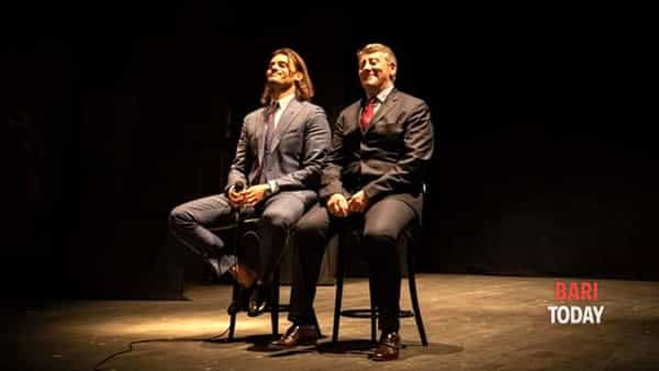 Giorgio Nardone a Bari con 'Oltre sé stessi'