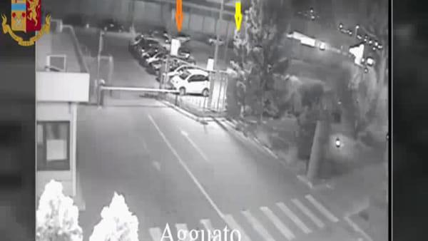 VIDEO   Netturbino dell'Amiu ucciso nel parcheggio dell'azienda: l'agguato e i colpi mortali