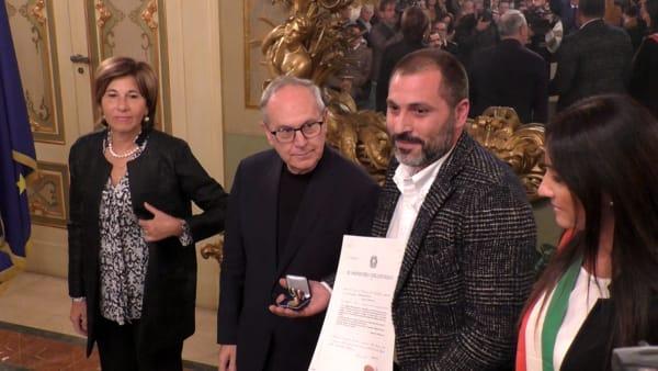 Ucciso dall'imprenditore a cui negò lo stadio, 27 anni dopo una Medaglia d'oro al coraggio del sindaco Carnicella