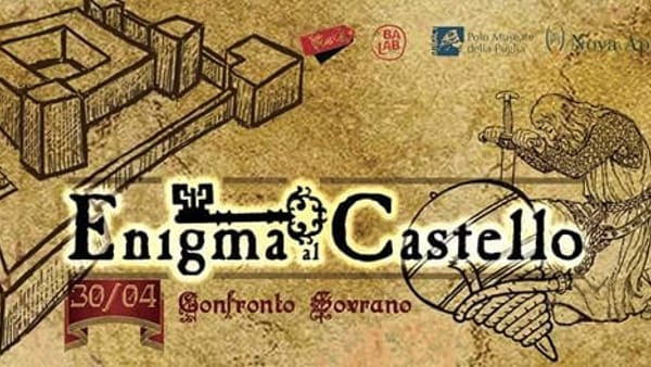 """Enigma al Castello: """"Confronto sovrano"""""""