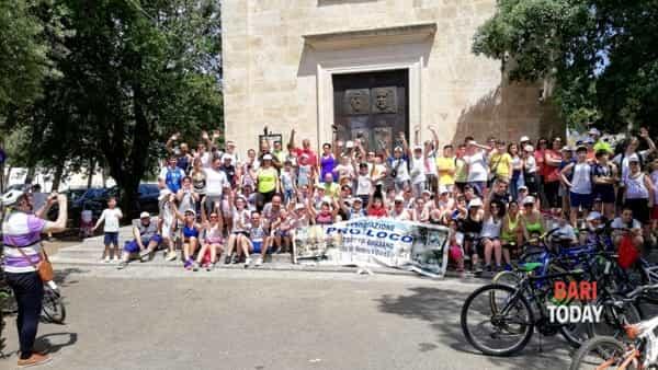 """passeggiata in bicicletta """"dalla città al parco"""" xii edizione toritto-quasano -3"""