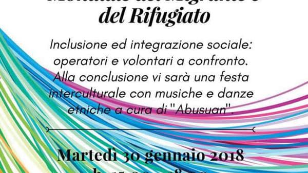 104° Giornata mondiale del migrante e del rifugiato: alla Casa delle Culture la tavola rotonda e la festa interculturale aperte alla città