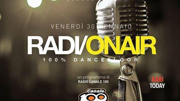 Venerdì Radio Onair al Nessundorma