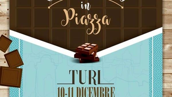 """A Turi """"Cioccolato in piazza"""": nel centro storico maestri cioccolatieri, mercatini di natale e artisti di strada"""