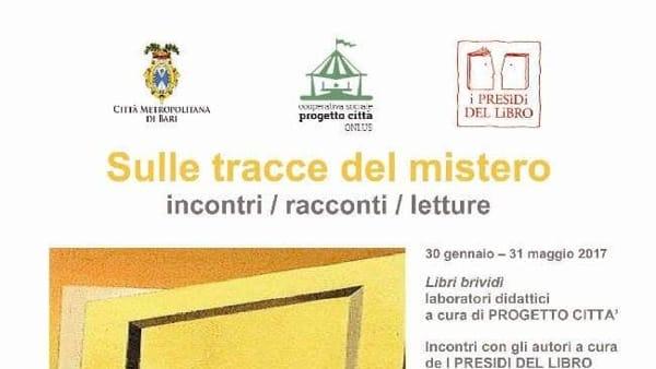 """""""Sulle tracce del mistero"""": ultimo appuntamento nella Biblioteca Santa Teresa dei Maschi - De Gemmis"""