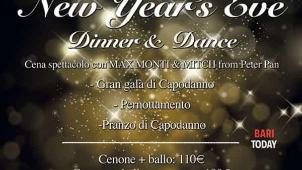 New year's eve - veglione di Capodanno ad Una hotel Regina