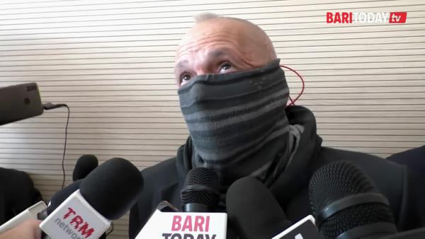 """Capitano Ultimo, l'uomo sotto scorta che ha catturato Riina, ai baresi: """"Siate comunità per sconfiggere le mafie"""""""