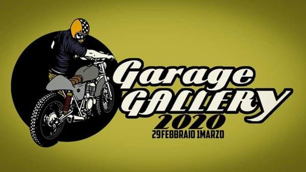 Torna Garage Gallery al Palamartino, l'edizione 2020 della mostra settoriale per gli appassionati della moto e del vintage