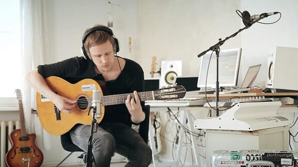 Blomqvist e Prins Thomas nel party di Halloween dell'Exviri