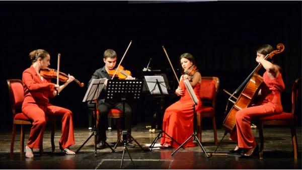 Per la rassegna Note solidali il concerto del Quartetto Abreu dedicato ad Amnesty International