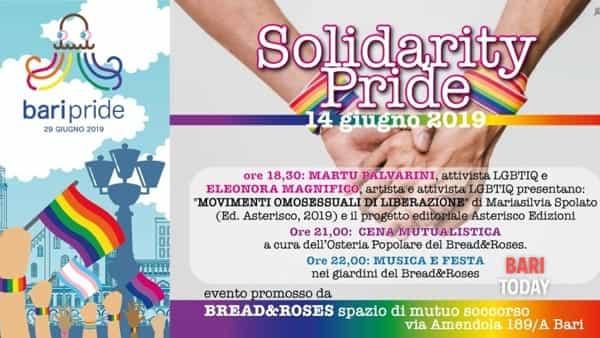 'Solidarity pride'