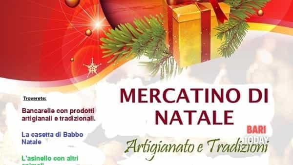 3^ edizione del Mercatino Madonna di Lourdes a Parchitello Noicattaro