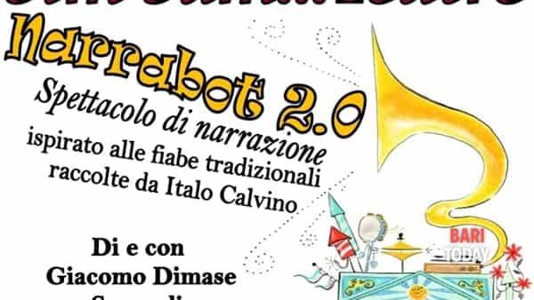 Narraboth 2.0 con Giacomo di Mase  presso Bim, bum bam a Terlizzi