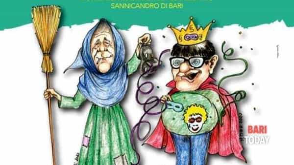 Carnevale e quarantana a Sannicandro di Bari