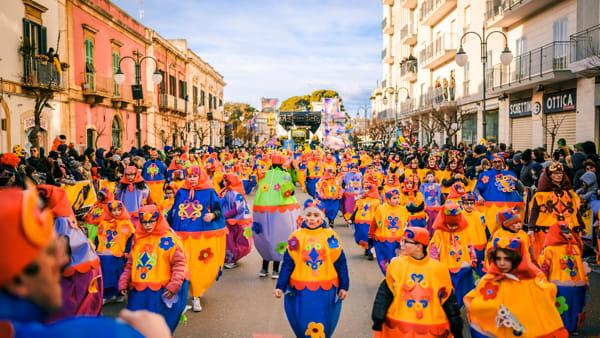 Carnevale di Putignano: le novità, gli orari e i prezzi dell'edizione 2020