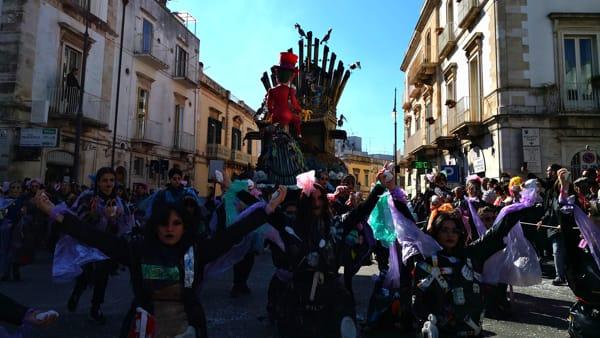 Carnevale Putignano 2020-2