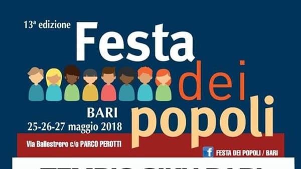 13^ edizione Festa dei Popoli nel parco di Punta Perotti